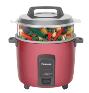 PANASONIC SR-Y18FHS RICE COOKER(RED)