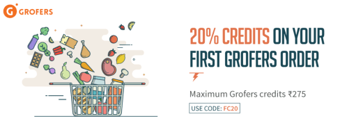 freecharge grofers