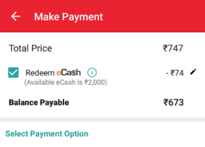 yatra app get 10 instant discount on train tickets with yatra e cash