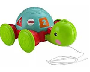 Fisher-Price Pull-Along Turtle at Rs.249