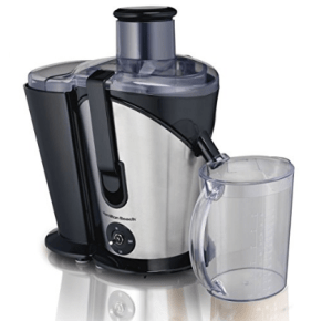 Hamilton Beach 67750-IN 850-Watt Big Mouth Juice Extractor (Stainless Steel) at Rs.3,864