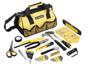 Stanley Ultimate Tool Kit with 42 hand tools & 200 accessories - 71996IN at Rs.1,499