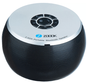 Zoook ZB-BS100 Portable Bluetooth Mobile/Tablet Speaker (1 Channel)
