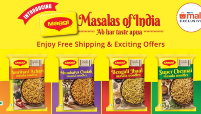 maggi masalas of india offer