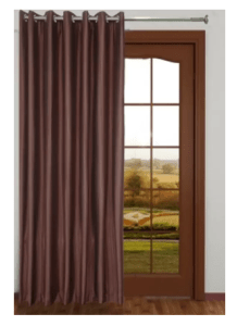 premium polyester curtains at 91% off