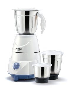 Amazon- Buy Eveready Glowy 500-Watt Mixer Grinder