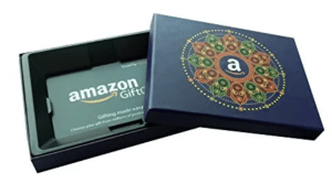 Amazon.in Gift Cards - In a Blue Gift Box