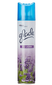 Glade Room Freshener - 300 ml (Wild Lavender) at rs.62