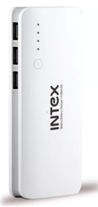 Intex IT-PB11K 11000 mAh Power Bank (White, Lithium-ion)
