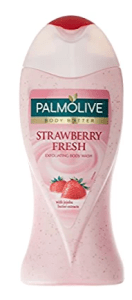 Palmolive Body Butter Body Wash, Strawberry Fresh, 250ml