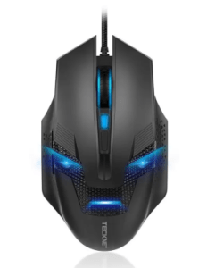 Tecknet M268 Raptor Black Wired Optical Gaming Mouse at Rs.599 only