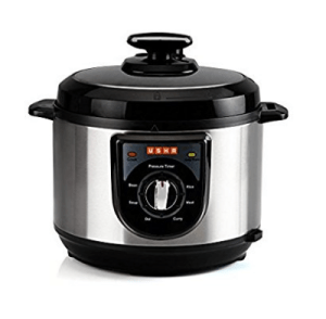 Usha EPC 3650 5L Electric Pressure Cooker (Stainless Steel) at rs.3,733