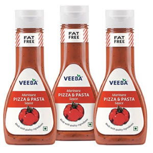 Amazon- Veeba Marinara Pizza & Pasta Sauce, Pack of 3 Rs. 243