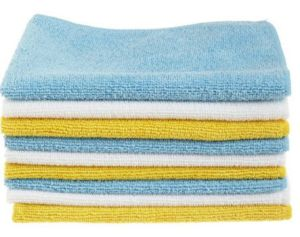 Amazon – AmazonBasics Microfiber Cleaning Cloth Pack of 24 Rs. 438