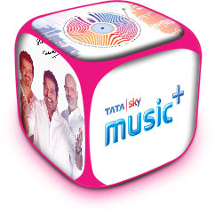 tatasky jingala saturday music plus at re.1 for 30 days
