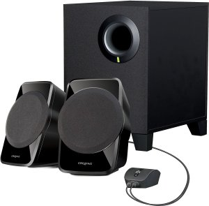 Amazon- Buy Creative SBS A-120 2.1 Multimedia Speaker System (Black) for Rs 1399