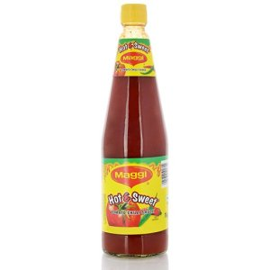 Amazon - Buy Maggi Sauce - Hot and Sweet Tomato Chilli, 1 kg Bottle at Rs 113 only