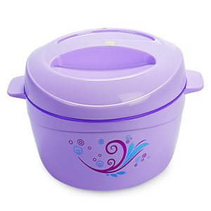 Amazon- Buy Cello Alpha 2000 ML Insulated Food Server (Lavender) for Rs 324