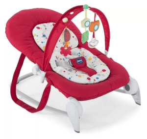 Chicco Hoopla Baby Bouncer Red (Red) at rs.4,151