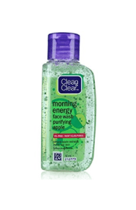 Clean & Clear Morning Energy Apple Face Wash, 50ml at rs.32