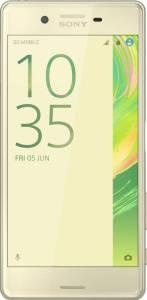 Flipkart - Buy Sony Xperia X Dual Sim (Lime Gold, 64 GB) (3 GB RAM) at Rs 20990