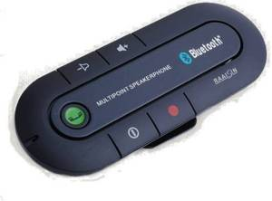 Flipkart Raaisin v3.0 Car Bluetooth Device with Audio Receiver