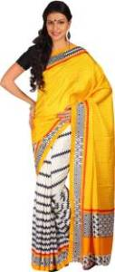 Flipkart Super Steal- Buy Sarees at flat 90 off, starting at just Rs 164