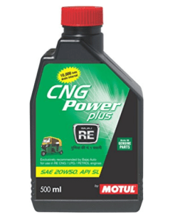 Motul CNG Power Plus 20W50 Engine Oil (0.5 L) at rs.79