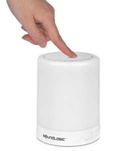 Amazon – Buy Soundlogic Bluetooth Touchlight Speaker at Rs.1,099 only