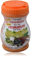 (Price Up) Amazon – Buy Patanjali Chyawanprash with Saffron 1kg for just Rs.109