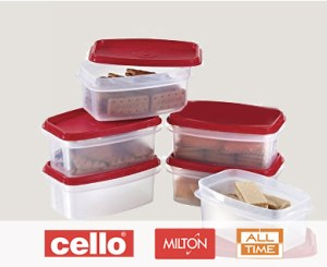 Paytm Storage Containers - Starting at Rs. 79