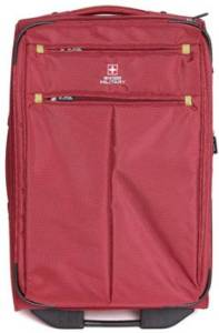 Flipkart- Buy Swiss Military Cabin Luggage – 20 inch for Rs 2498