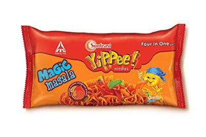 Yippee Noodles worth Rs 45