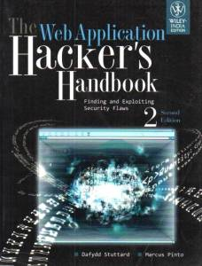 Flipkart- Buy The Web Application Hacker'S Handbook for Rs 179
