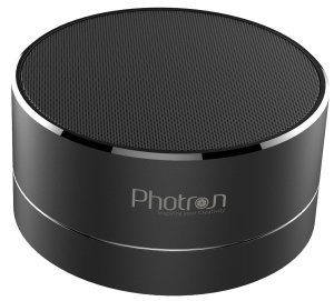Amazon- Buy Photron P10 Wireless 3W Super Bass Mini Metal Aluminium Alloy Portable Bluetooth Speaker for Rs 599