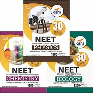 Amazon- Buy 30 Years NEET Chapter-wise & Topic-wise Solved Papers (PCB) (2017 - 1988) for Rs 462 only