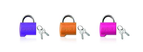 Amazon- Buy Godrej MyLock Candy – Set of 3 for Rs 399 only
