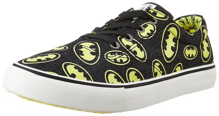Amazon- Buy Batman Men's Sneakers for Rs 474 only