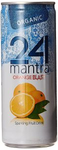 Amazon- Buy 24 Mantra Organic Blast,