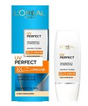 Amazon- Buy L'Oreal Paris UV perfect Advanced 12H UV protector, Even Complexion, 30 ML at Rs 420