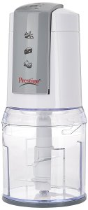 Amazon- Buy Prestige Electric Chopper PEC 1.0,White And grey at Rs 1295 only