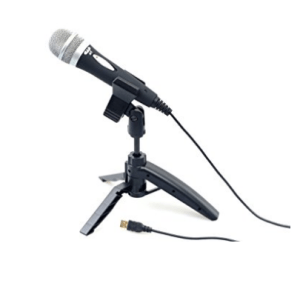 Cad U1 Usb Dynamic Recording Microphone, Black at rs.1,599