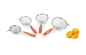 Amazon – Buy Classic Essentials stainless steel Soup & juice strainer set of 4pcs at Rs.399