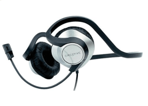 Creative HS-420 EF0400 VOIP Headset at rs.777