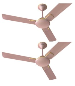 PayTM- Buy Havells Enticer 3 (1200 MM) Ceiling Fan (Rose Gold) Pack Of 2 for Rs 3748 only