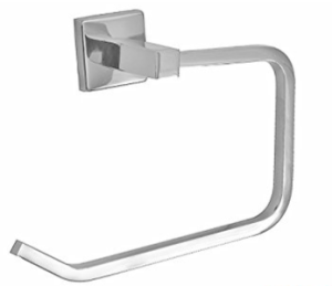 Klaxon kristal Stainless Steel Towel Ring