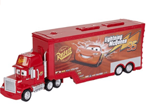 Amazon – Buy Mattel Disney/Pixar Cars Mack Truck And Transporter at RS.1,049