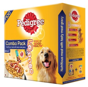 Amazon- Buy Pedigree Adult Combo Pack for Rs 100 and Get Rs 100 Cashback on Next Purcharse