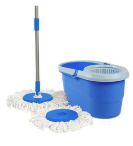 Pepperfry- Reflection Easy Magic Floor Mop with Plastic Dryer at Rs.391 Only