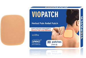 Viopatch - Pain Relief Patch - 30 Patches at Rs.500 only